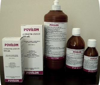 Orfoz Povilon Antiseptik Çözelti